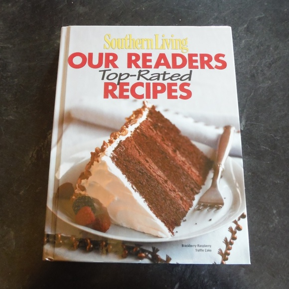 Southern Living Other - Southern Living Cookbook/Recipes
